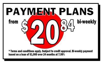 Denture payment plans from $20.89